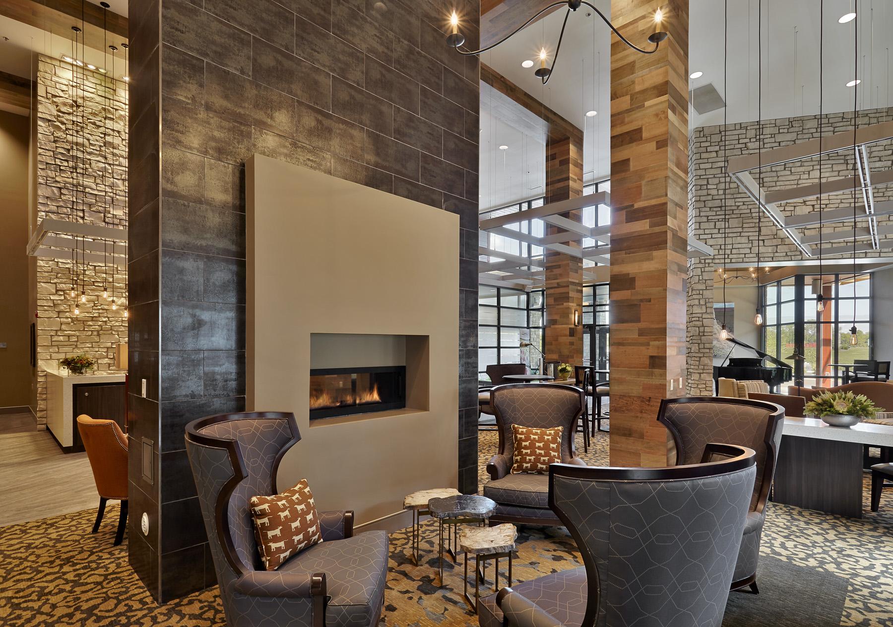 Senior Living Furniture Design
